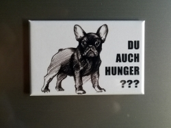 French Bulldogge Magnet
